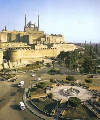Islamic Cairo Citadel, Egypt