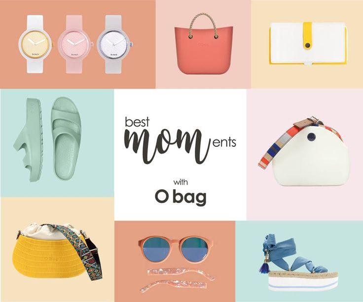 E' tempo di festeggiare la MAMMA! Nuove forme e fantasie colorano l'estate di O bag e diventano regali davvero unici e originali!  Borse componibili e accessori da scoprire per rendere un giorno speciale un momento di felicità indimenticabile!  .best MOMents with O bag  #Obag #BestMOMentsWithObag #bestMOM #mothersday #love #giftideas #perfectgift #madeinitaly