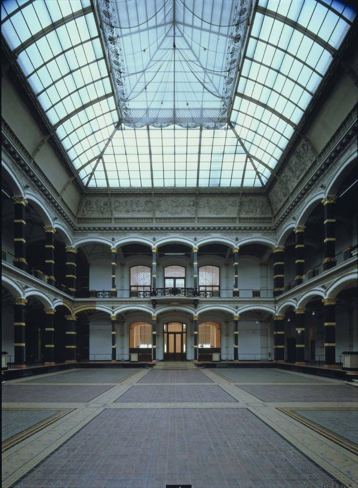 Martin-Gropius-Bau - Berlin // Museum