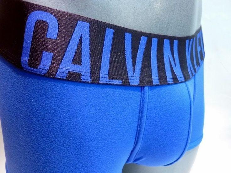 #Boxer Calvin Klein Power - Boxer en Azul Cobalto de microfibra con un tacto increiblemente suave y confortable. Tu ropa interior masculina en Varela Íntimo. ENVÍO 24/48h - http://www.varelaintimo.com/marca/29/calvin-klein