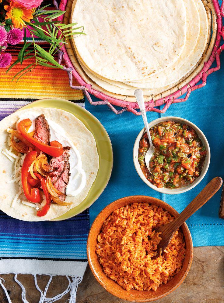 Recette de riz aux tomates de Ricardo