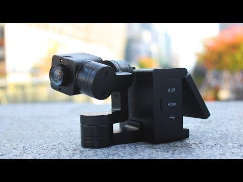 Indiegogo New Technology 2018 | Idolcam: 4K Camera with Gimbal and Interchangeable Lenses – Select Best Gadgets: Latest & Popular Gadgets Reviews in I…
