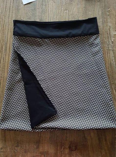 Jupe Réversible Multi Tailles - Tuto Couture Vidéo