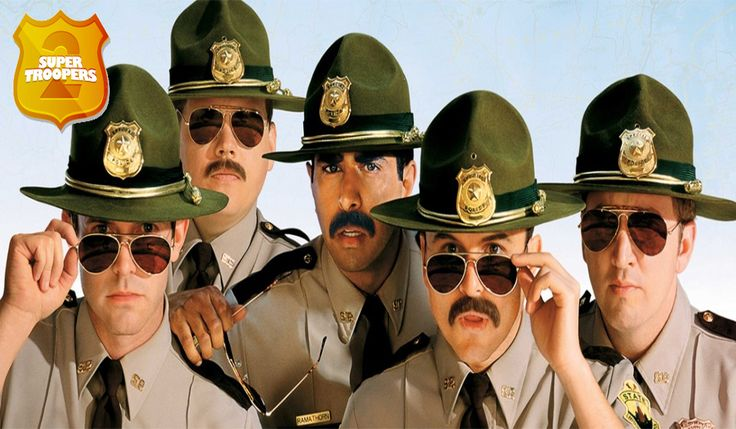 Super Troopers 2 - Trailer, starring, Jay Chandrasekhar, Steve Lemme, Paul Soter, Kevin Heffernan, Erik Stolhanske, Brian Cox, Maggie Castle and Rob Lowe. #moviesukcom #supertroopers2 #supertroopers2movie #supertroopers2trailer #jaychandrasekhar #stevelemme #paulsoter #kevinheffernan #erikstolhanske #briancox #maggiecastle #roblowe #Lyndacarter #johnfranchi