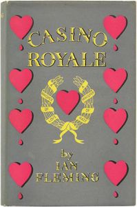 Casino Royale first edition - Ian Fleming