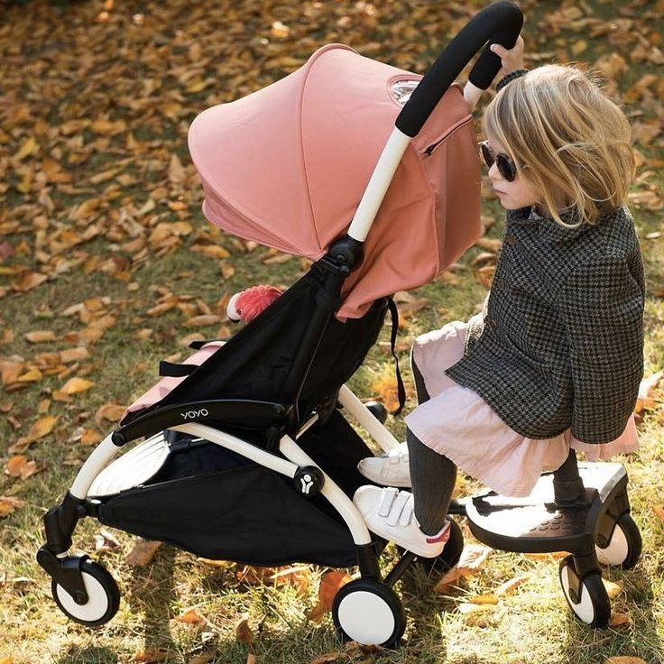 The Yoyo, the world's first luxury travel stroller, is the