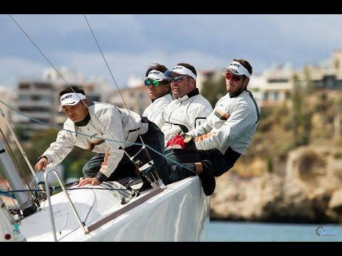 Hellenic Match Racing Tour 2014 Athens  Hellenic Police
