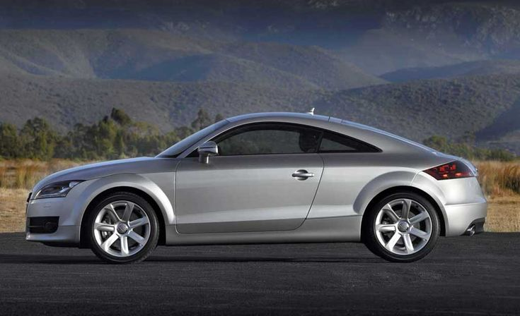2007 audi tt | Image: 2007 Audi TT Coupe - side, size: 1024 x 624, type: gif, posted ...