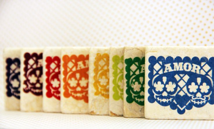 Day Of The Dead Wedding Gifts: 65 Best Papel Picado Images On Pinterest
