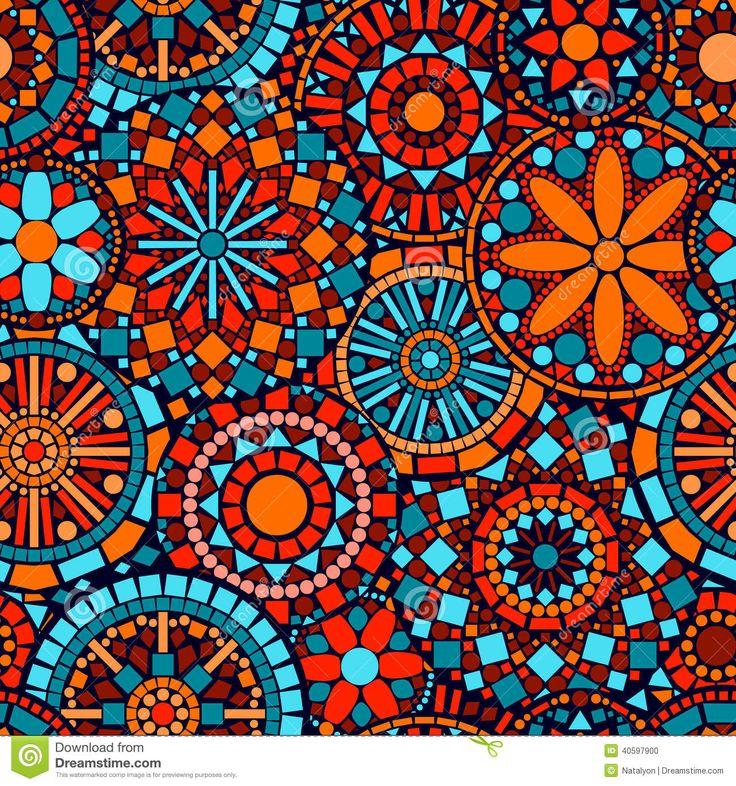 Modelo Inconsútil I Del Círculo De Las Mandalas Coloridas De La Flor - Descarga De Over 39 Millones de fotos de alta calidad e imágenes Vectores% ee%. Inscríbete GRATIS hoy. Imagen: 40597900