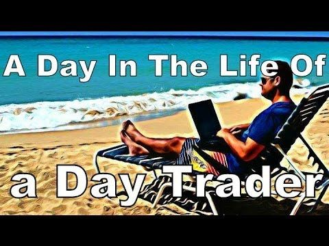 Forex trader day in the life