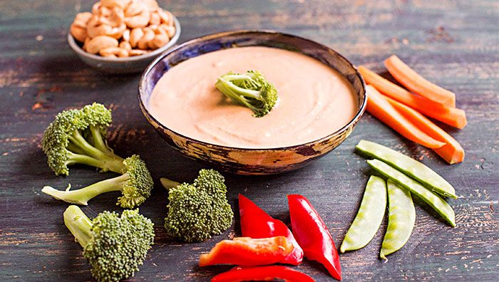 How to Make Asian-Style Cashew Dip | Thrifty Foods