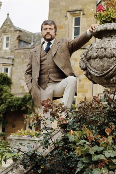 Oliver Reed and Broome Hall