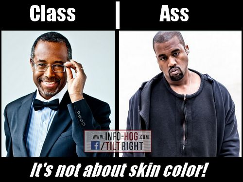 "It's disheartening that educated and classy individuals like Dr. Carson is labeled as ""uncle Tom"" and ""acting white."" Since when has being smart, educated, and classy been just a white thing?"