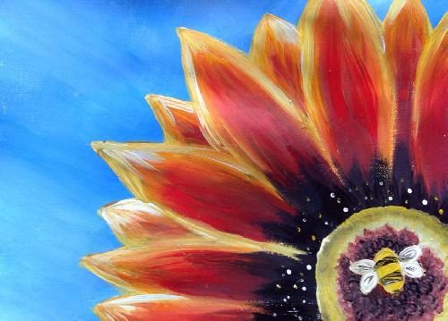 Paint Nite Longisland   Lindenhust Soccer-Diamonds Fundraiser - Lily Flanagans Babylon - 10/08/15