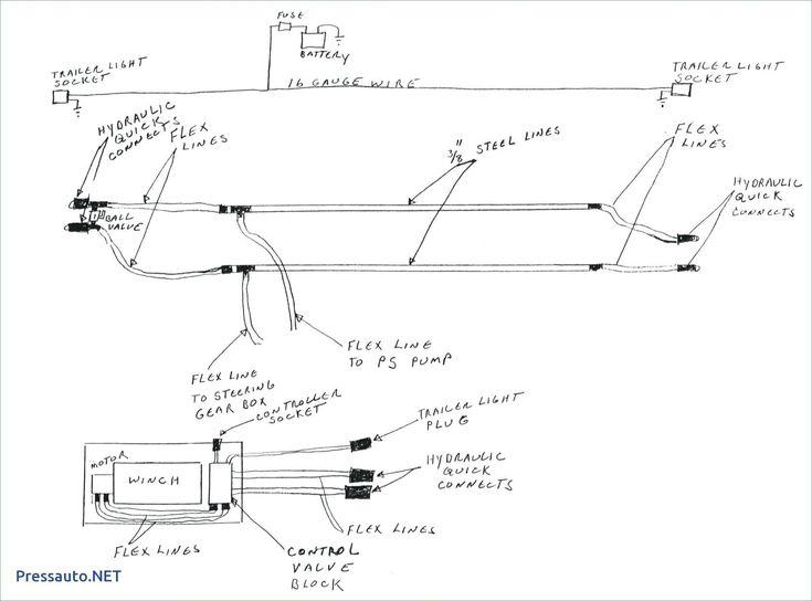 Unique Winch Contactor Wiring Diagram In 2020