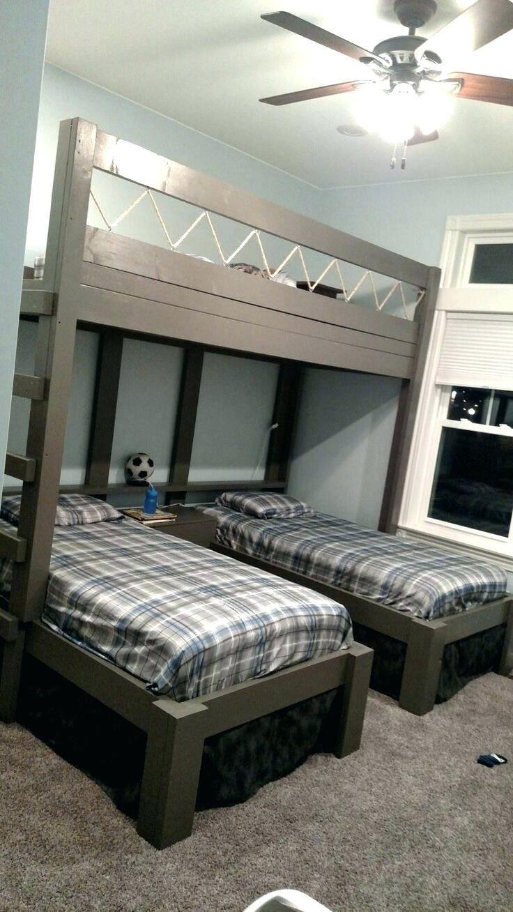 Bunk Beds For Three With Storage Ikea Desk Adults Amazon Cool Bunk Beds Bunk Bed Designs Bunk Beds With Stairs