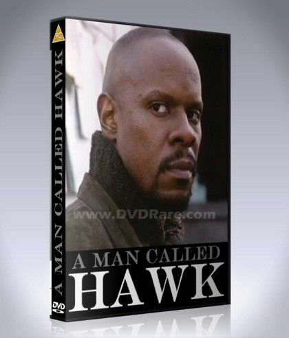Avery Brooks as A Man Called Hawk - 1989 - a spinoff of Spenser for Hire