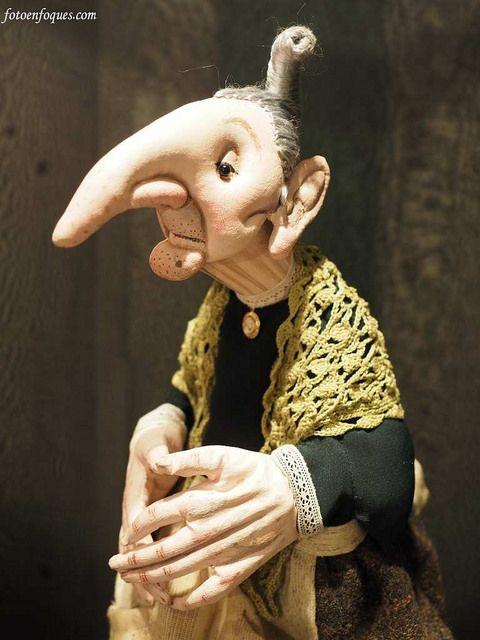 Marionetas, puppets