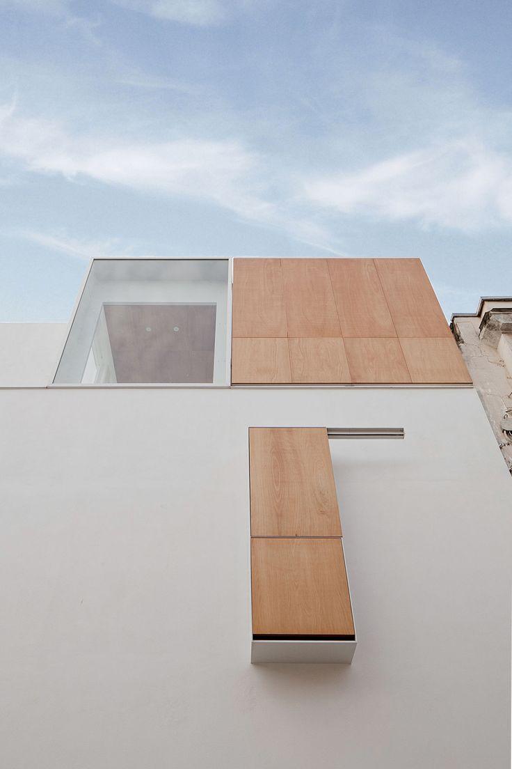 moramarco+ventrella architetti, Pasquale Boezio · Casa CS. Bari, Italy · Divisare