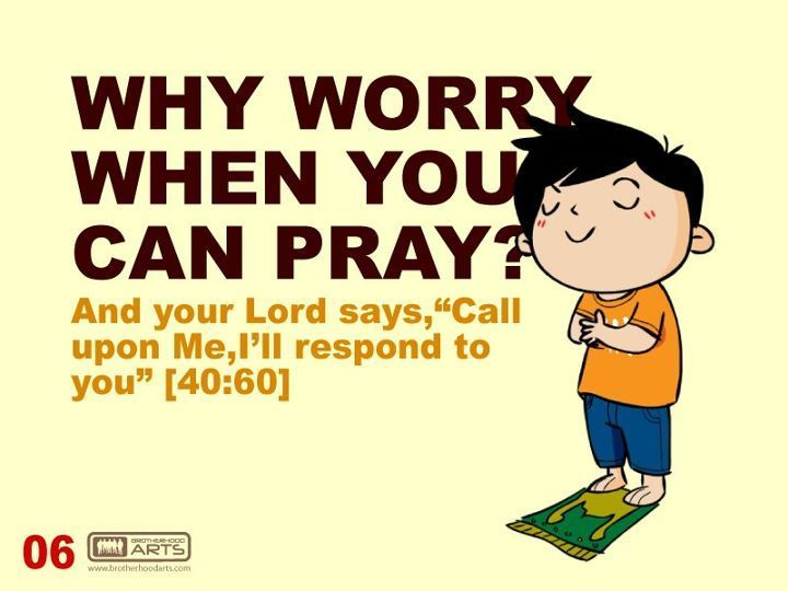 Islamic Quotes and more...: Islamic Quotes on Prayer ..