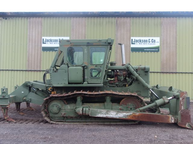 Caterpillar D7G Dozer with Ripper for sale | like