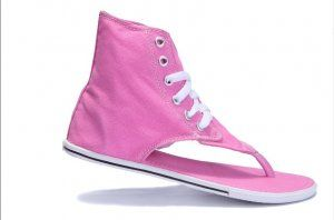 ALL STAR Roman Sandals Pink,All Star Slim bowknot Girl Fashio www.converse-outl... www.converse-outl...