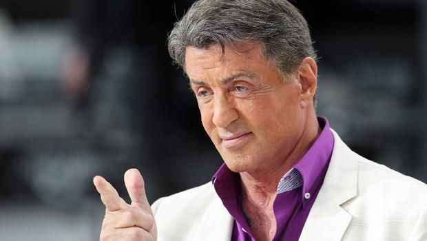 """Sylvester Stallone shares first """"Rocky"""" spinoff photo with Michael ..."""