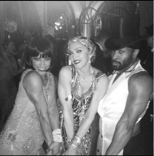 Madonna's Birthday Aug.16, 2014 Cannes France