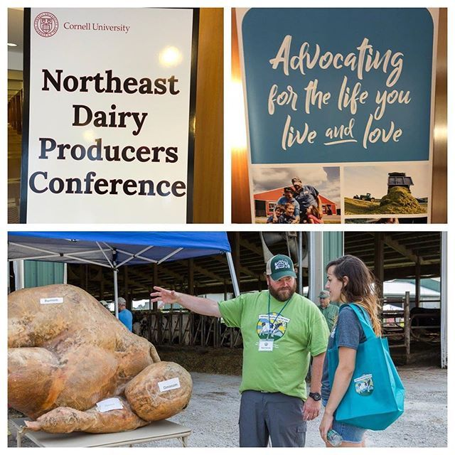 Great crowd at 2018 Northeast Dairy Producers Conference thanks Micronutrients for bringing me in to help dairy folks translate farm to food. We talked about the importance of using a story to connect the science of food production which led to Matt Saville sharing his cow stomach picture on the bottom. Looks like Ill be back in New York for a two-day Table Talk in Syracuse June 12-13 stay tuned for registration details.