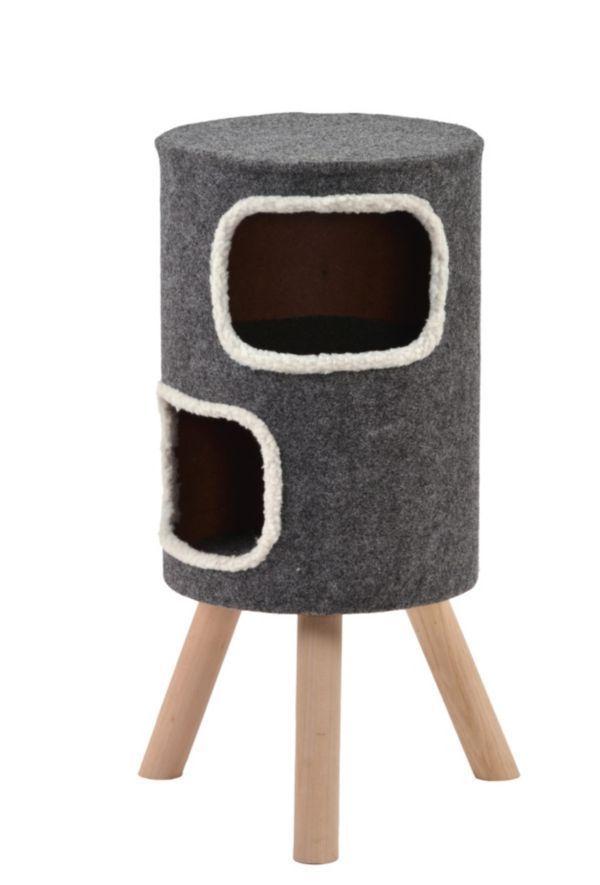 Silvio Design Katzenhaus Doubly Katzenhöhle | Haustierbedarf, Katzen, Kratzbäume & Möbel | eBay!