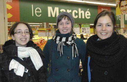 """2013-03-24, Le Quotidien : """"L'épicerie avec 70$ en poche: mission impossible?"""""""
