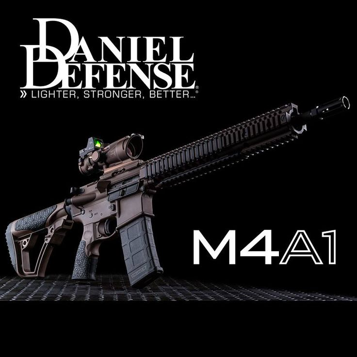 Daniel Defense M4A1 Save those thumbs & bucks w/ free shipping on this magloader I purchased mine http://www.amazon.com/shops/raeind   No more leaving the last round out because it is too hard to get in. And you will load them faster and easier, to maximize your shooting enjoyment.