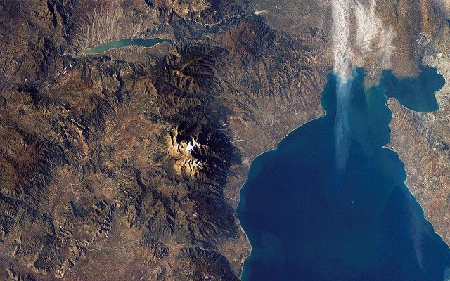 Nature - Mount Olympus