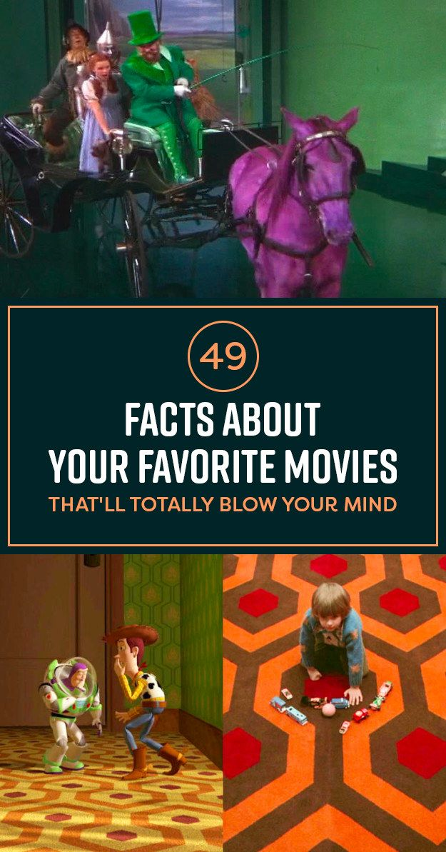 49 Little Bits Of Movie Trivia That'll Totally Blow Your Mind