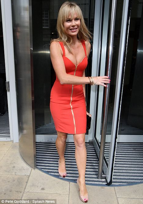 244 Best Images About Amanda Holden On Pinterest Sexy