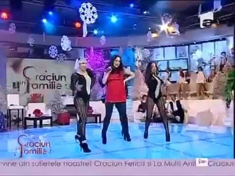 Andra - Something new, Craciun in familie cu Mihaela Radulescu
