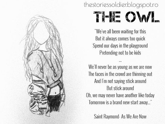 The Owl: The Owl's OST and how i decide too write about mus...