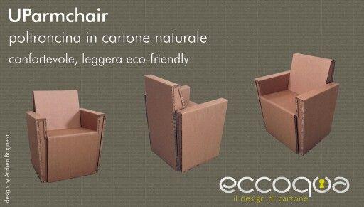 Poltroncina eco-friendly