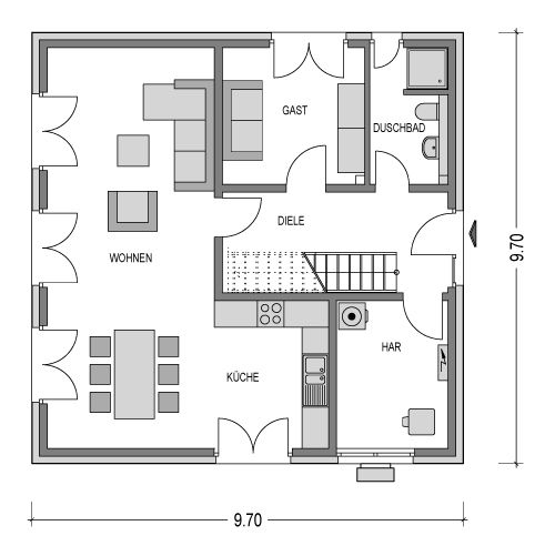 Villa 140   Heinz Von Heiden