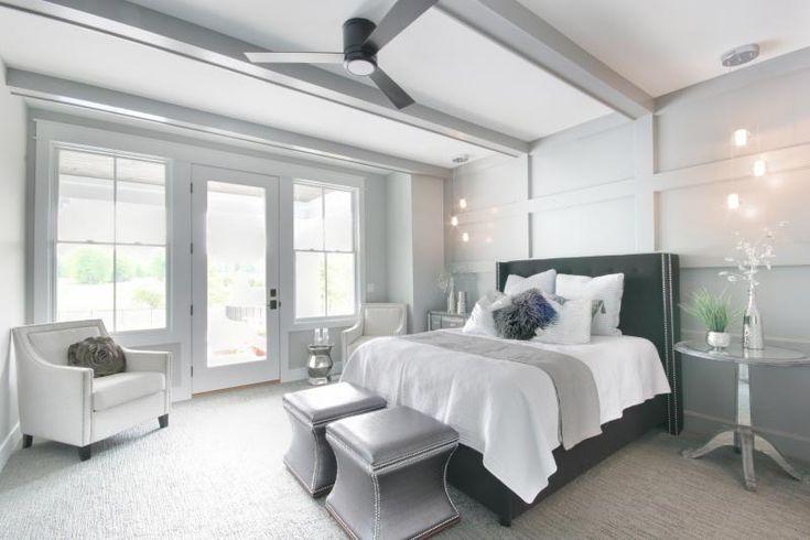 Schlafzimmer BRIGHTON in weiß super matt Landhaus-Style - schlafzimmer wei landhaus