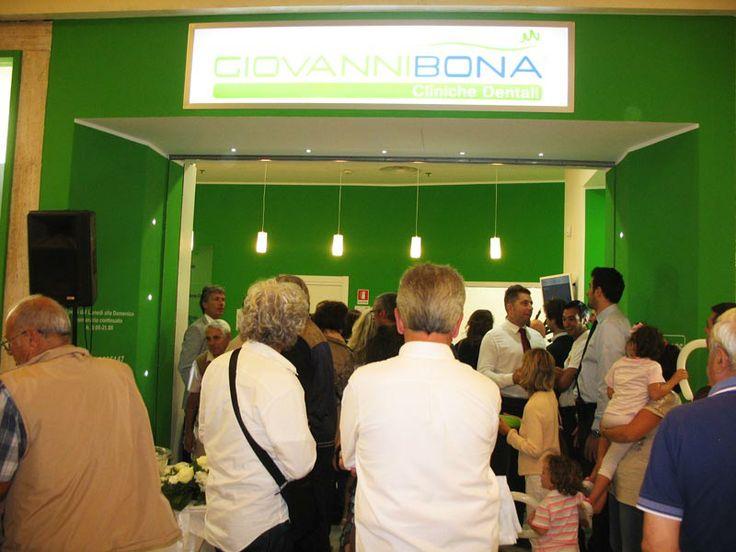 Giovanni Bona Clinica Dentale di Monza (MB) - apertura 28 settembre 2013