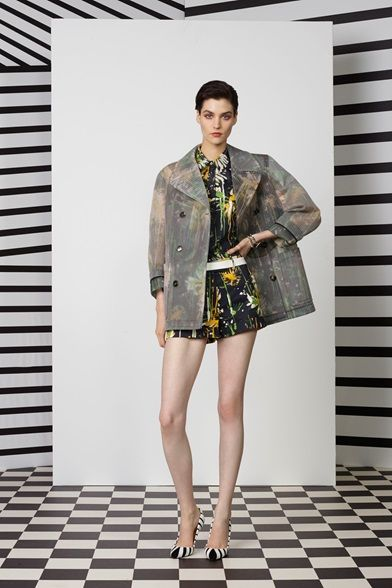 Sfilata Jean Paul Gaultier Parigi - Pre-collezioni Primavera Estate 2015 - Vogue