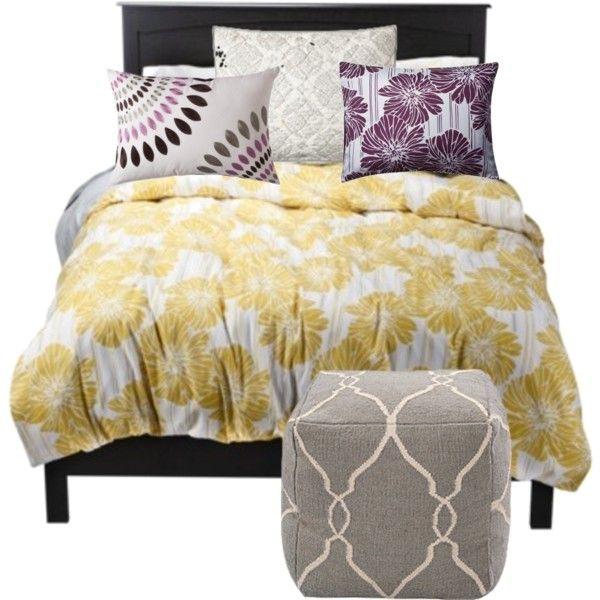 1000+ Ideas About Purple Gray Bedroom On Pinterest