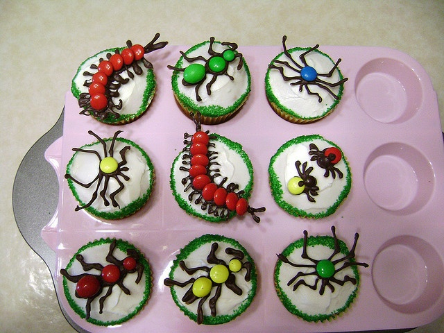 10 best images about Insect desserts on Pinterest Earth ...