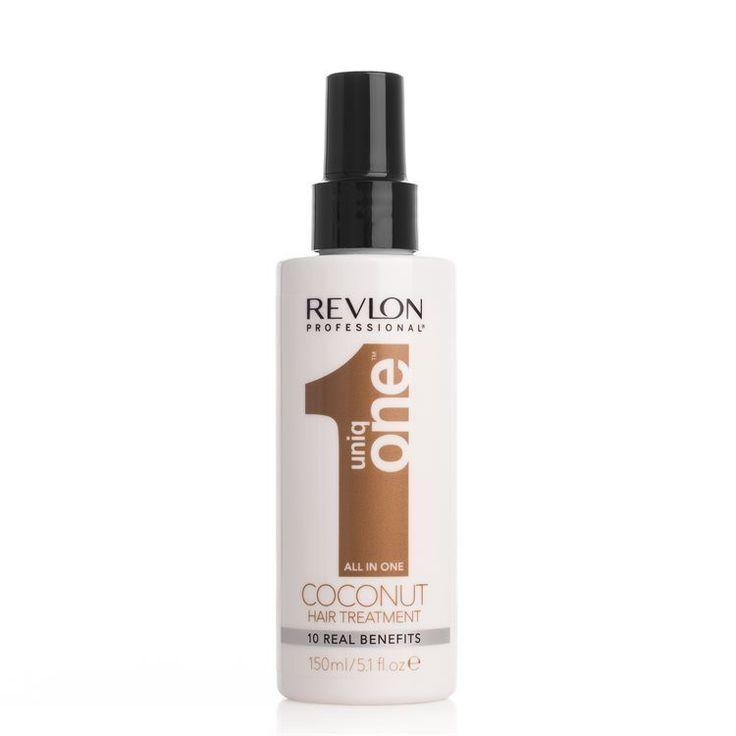 Uniq One esittelee kesältä ja auringolta tuoksuvan Limited Edition -version ainutlaatuisesta hiuksiin jätettävästä hoitoaineestaan.