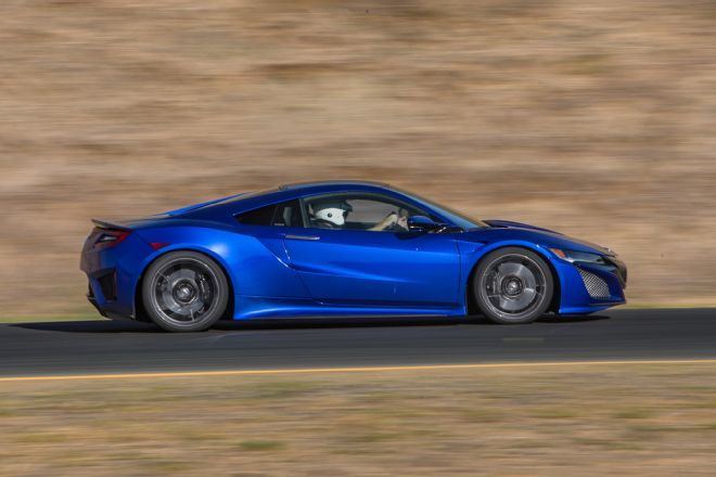 When the first examples reach customers this spring, the 2017 Acura NSX will cost $157,800, including a $1,800 destination charge.