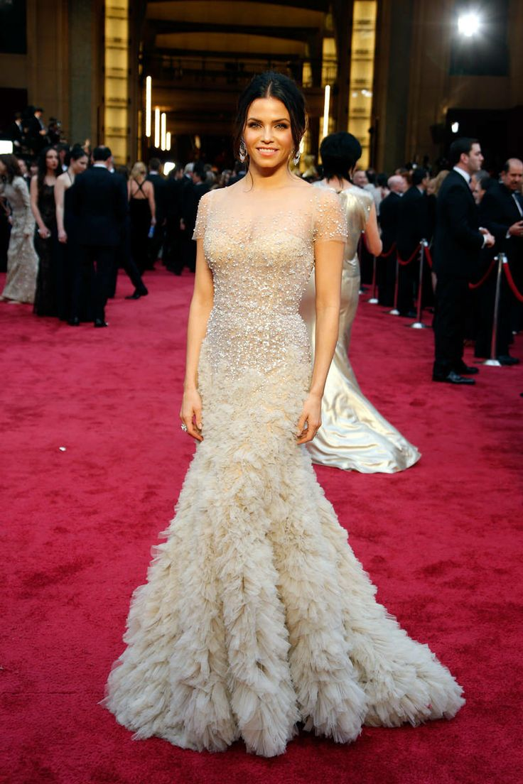 Oscar Dresses 2014 Style - Academy Awards 2014 Red Carpet Fashion - ELLE
