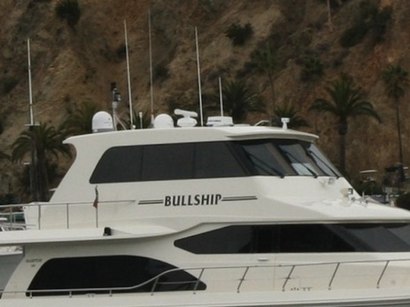 Amusing Boat Names
