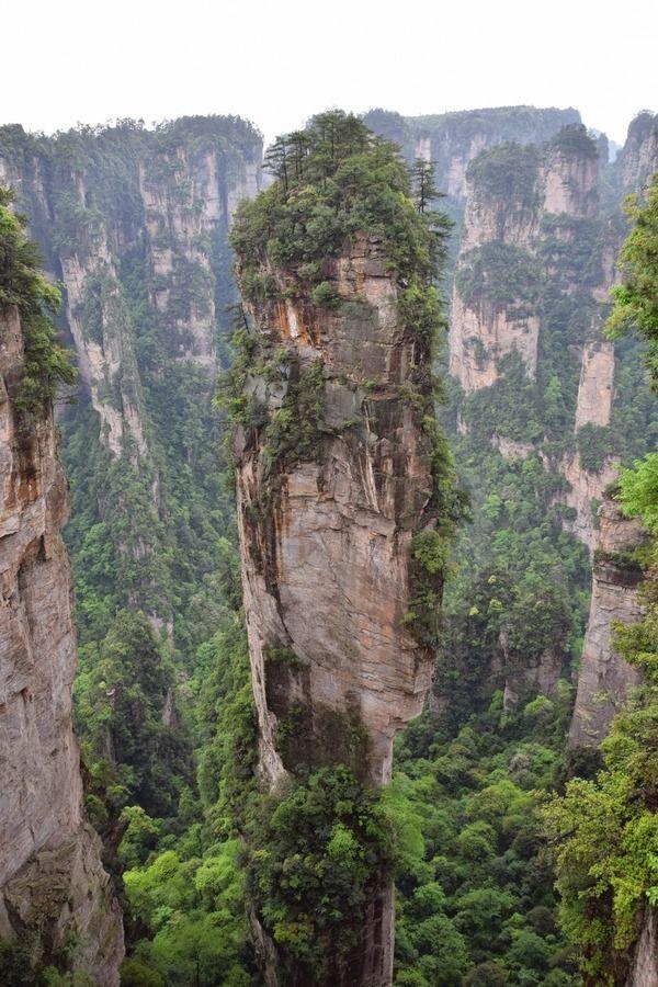 武陵源 Daisuke Taniwaki さんの中華人民共和国への旅のコレクション(旅行記)「中国国家AAAAA級風景区」   旅行記/旅行プラン - Compathy(コンパシー)